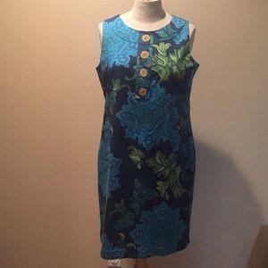 Beautiful floral dress Taylor Brand